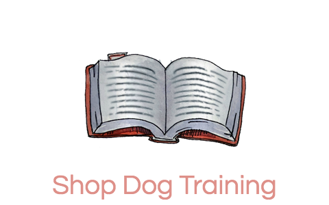 SHOP DOG TRAINING